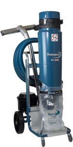Industriële Dust Solutions Stofzuiger