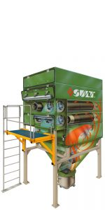 Dust Solutions Afzuiginstallatie