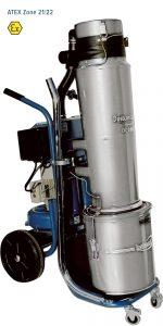 ATEX Stofzuiger Dust Solutions