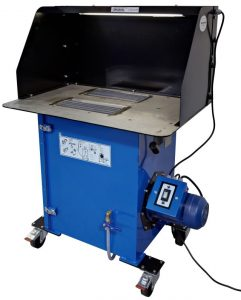 Extraction table_welding fume_mobile_stationary_metal