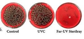 UV desivectie