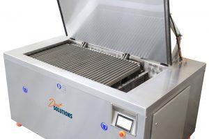 Ultrasonische Wasmachine