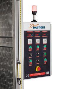 Multi-Jet Reinigingsmachine Bedieningspaneel
