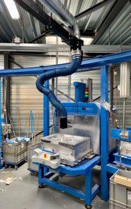 Duurzame industriële afzuiginstallaties en filterinstallaties 4