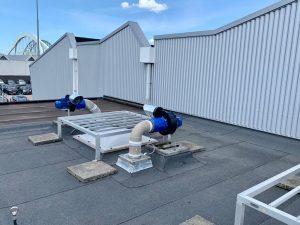 Duurzame industriële afzuiginstallaties en filterinstallaties 3