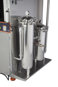 Filters katalysator reiniger