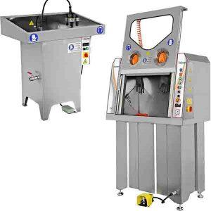 Manuele-reinigingsmachines