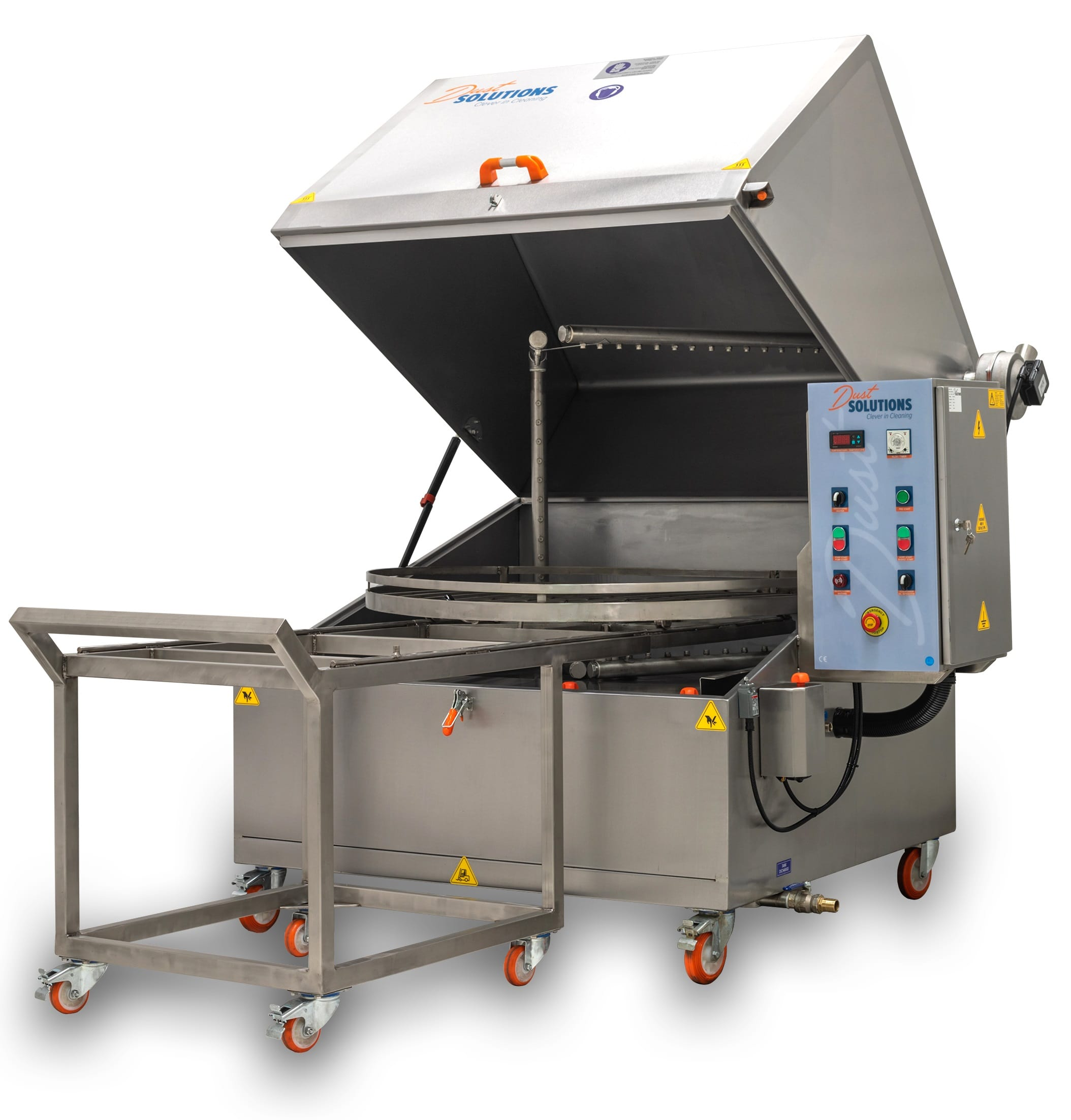 Industriële reiningsmachine DS 1250
